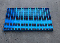 Custom Warerhouse Ground Green Plastic Floor Pallet For Low Temperature Freezer -30 C